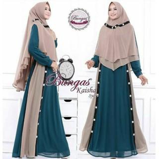 Set Đầm 2 Trong 1 Thời Trang Cho Phụ Nữ Hồi Giáo