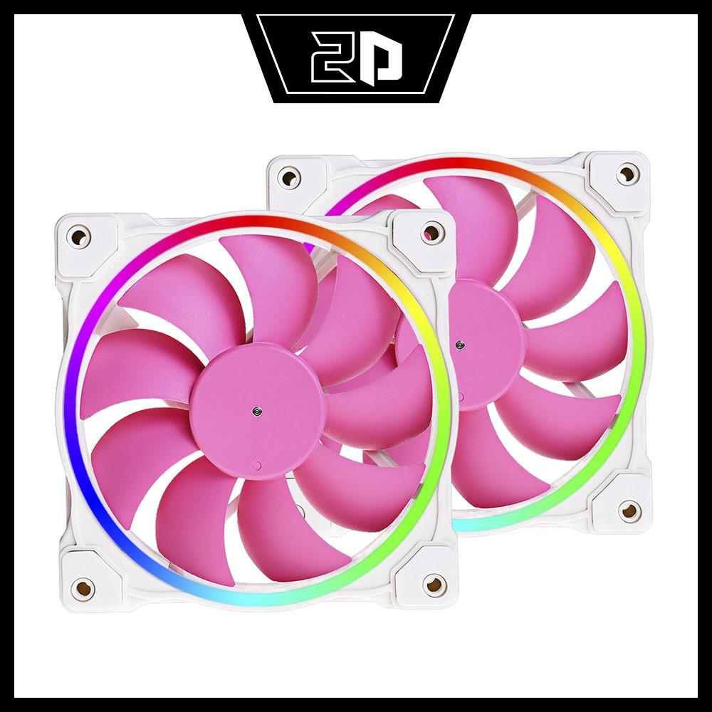 [Mã 267ELSALE hoàn 7% đơn 300K] Tản nhiệt nước CPU AIO ID-Cooling PINKFLOW 240