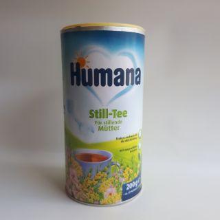 (Date mới) Trà cốm tăng tiết sữa Humana – Hàng Công ty