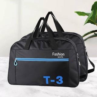 Túi du lịch dày không thấm nước Vải Oxford Tay nữ nhẹ, Túi Li, Công suất lớn, Nam, Hành lý, Chăn thumbnail