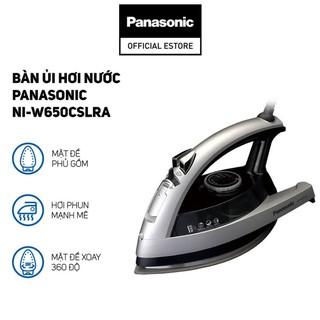 Bàn Ủi Hơi Nước Panasonic PABU-NI-W650CSLRA - Hàng Chính Hãng