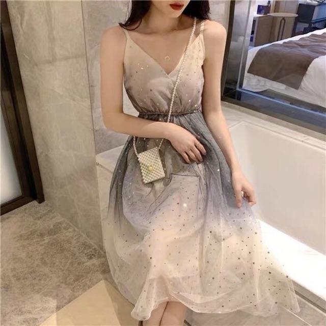 Váy lấp lánh