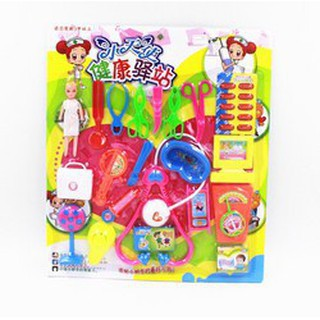 Bộ đồ chơi Y tá dành cho béKB099-3360 Thế Giới Giá Sỉ- Giá Sập Sàn