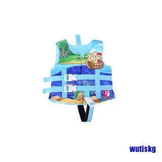[COD]New Kids Life Vest Floating Girls Jacket for infants Baby Swimsuit Sunscreen