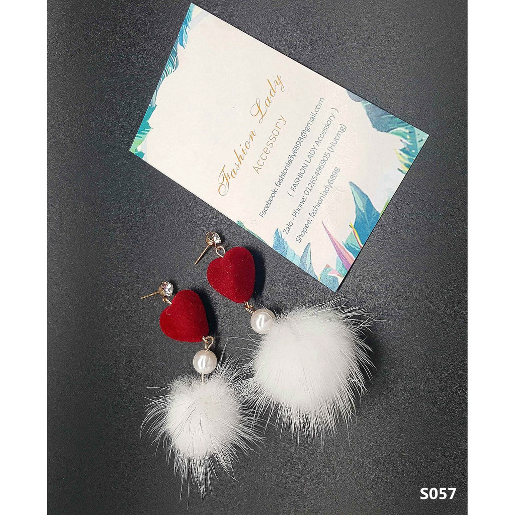 Bông tai bạc style Hàn Quốc thời trang dịu dàng dễ phối quyến rũ không gây dị ứng hoa tai trái tim b - 3514156 , 1095304906 , 322_1095304906 , 168000 , Bong-tai-bac-style-Han-Quoc-thoi-trang-diu-dang-de-phoi-quyen-ru-khong-gay-di-ung-hoa-tai-trai-tim-b-322_1095304906 , shopee.vn , Bông tai bạc style Hàn Quốc thời trang dịu dàng dễ phối quyến rũ không gây d