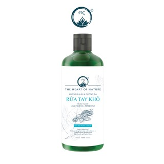 Nước rửa tay khô tinh dầu Bạc Hà PK 100ML, kết hợp tinh dầu tràm trà, kháng khuẩn thumbnail