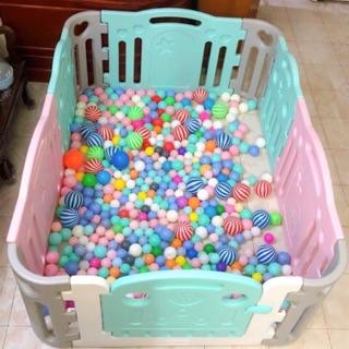 Thanh lý quây cũi nhựa Toys house size M