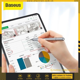 Bút cảm ứng điện dung 2 trong 1 Baseus Golden Cudgel Capacitive Stylus Pen cho Smartphone Tablet iPad thumbnail
