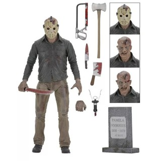 Friday the 13th – 7″ Scale Action Figure – Ultimate Part 5 Jason Voorhees