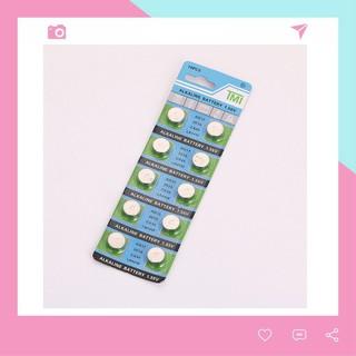 Pin cúc áo pin điện tử đồng hồ LR44 AG13 LR41 AG3 CR2032 loại tốt