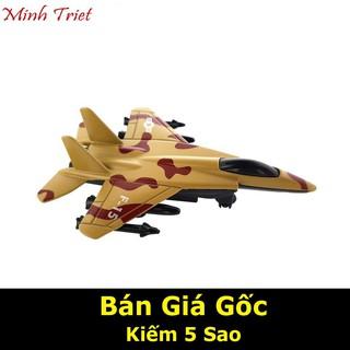 [RẺ VÔ ĐỊCH] Mô hình máy bay tiêm kích chiến đấu bằng sắt giá rẻ