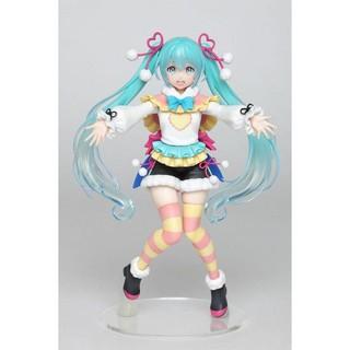 Mô hình figure Nhật Bản Vocaloid – Hatsune Miku – Winter image ver. (Taito) ra mắt tháng 01/2020 as Prize