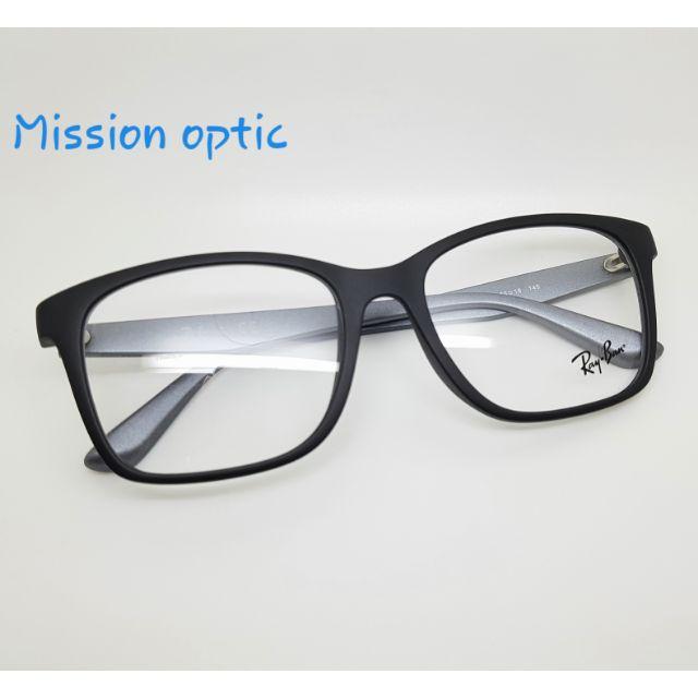 กรอบแว่นสายตา Ray-ban Glasses RX7059 5555 55