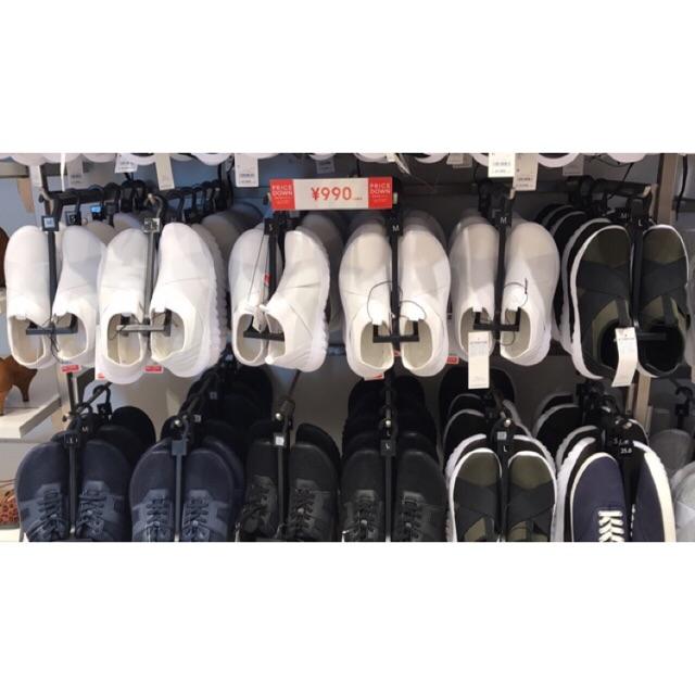 (Có sẵn) Giày thể thao GU pick store Japan