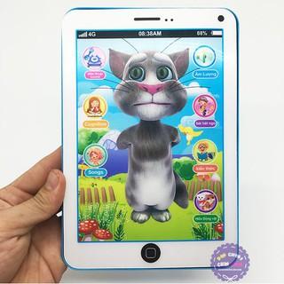 Điện thoại đồ chơi Mèo Tom thông minh 3D-dùng pin có nhạc