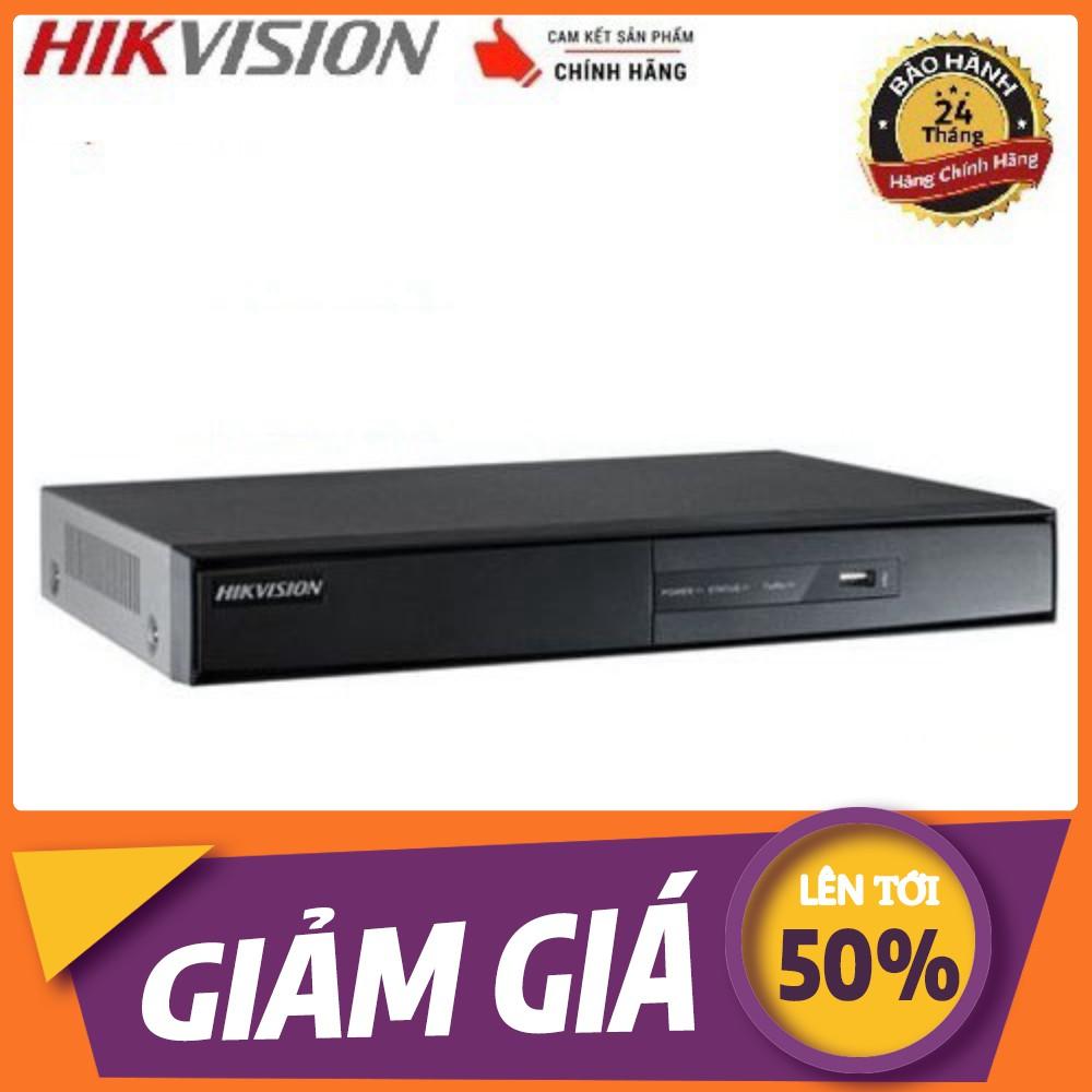 [💖] Đầu ghi hình 4 kênh Turbo HD 3.0 Hikvision DS-7204HGHI-F1 - Hàng chính hãng 100% - B