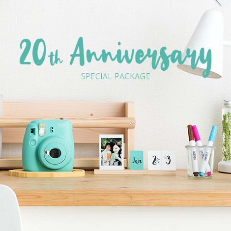 SPECIAL PACKAGE - 20th ANNIVERSARY