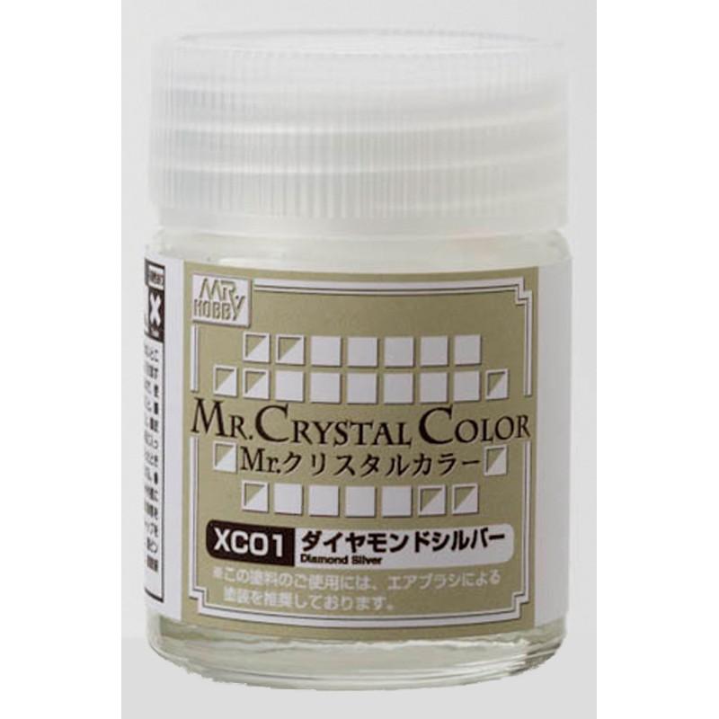 Sơn mô hình MR HOBBY - Mr Crystal Color (XC01~08)