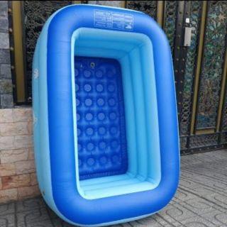 Bể bơi phao 1m3 3 tầng cao cấp