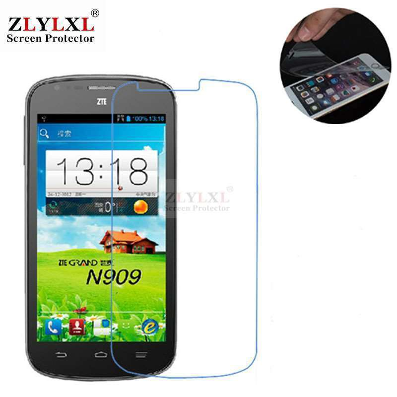 3 pcs screen protector protective film ZTE N909