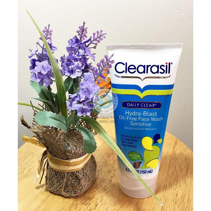Sữa rửa mặt trị mụn tạo bọt cho da nhạy cảm của Mỹ - Daily Clear Hydra-Blast Oil-Free Daily Face Was - 3412879 , 553078209 , 322_553078209 , 210000 , Sua-rua-mat-tri-mun-tao-bot-cho-da-nhay-cam-cua-My-Daily-Clear-Hydra-Blast-Oil-Free-Daily-Face-Was-322_553078209 , shopee.vn , Sữa rửa mặt trị mụn tạo bọt cho da nhạy cảm của Mỹ - Daily Clear Hydra-Blast