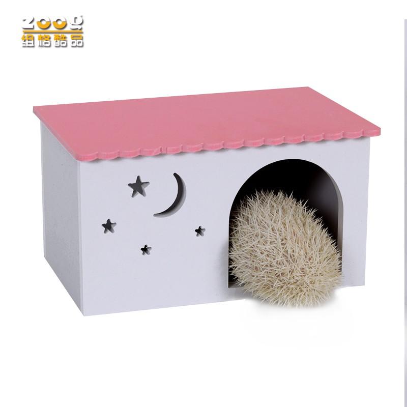 สวนสัตว์ eco เม่นกล่องกรงดัตช์หมู nest guinea หมู nest กระต่าย nest บ้านของเล่น