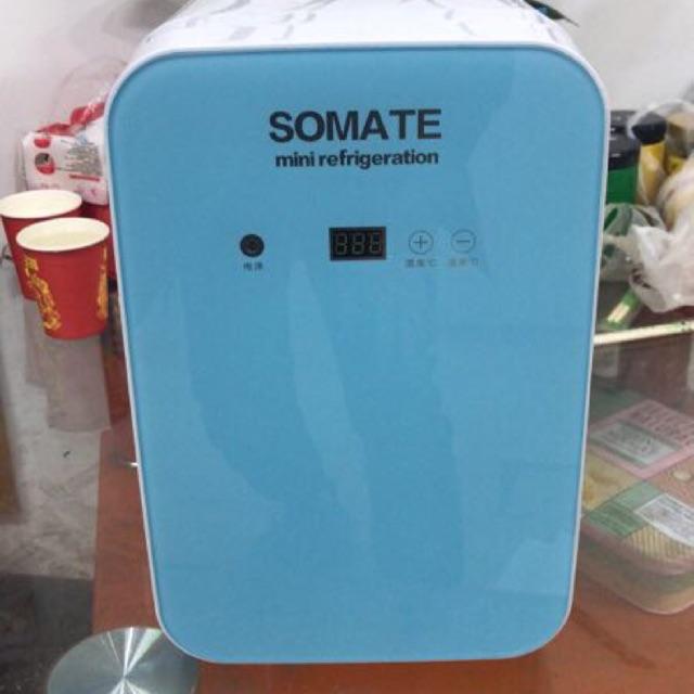 Tủ lạnh mini 10l - 14017203 , 2196396505 , 322_2196396505 , 1500000 , Tu-lanh-mini-10l-322_2196396505 , shopee.vn , Tủ lạnh mini 10l