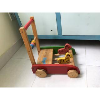 Xe tap di IQ Toys