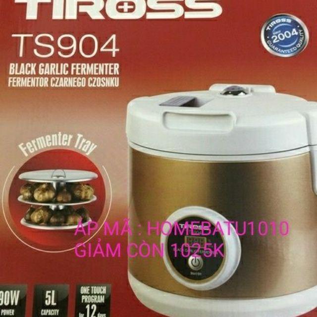 Máy làm tỏi đen Tiross TS904 (Nâu) - 3083958 , 551776780 , 322_551776780 , 1100000 , May-lam-toi-den-Tiross-TS904-Nau-322_551776780 , shopee.vn , Máy làm tỏi đen Tiross TS904 (Nâu)