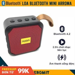 [Giảm 50%] Loa bluetooth mini cầm tay Aroma Studio 12 thumbnail