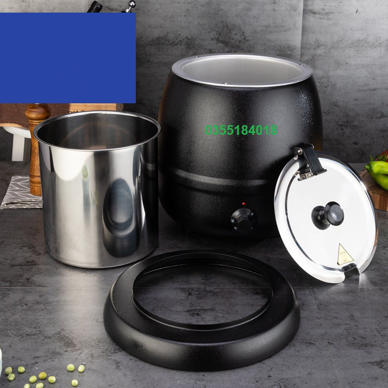 Nồi Ủ Trân Châu 10L Nồi Inox 304 Siêu bền - đẹp - giá rẻ Hàng chính hãng