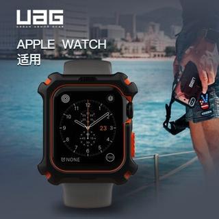 Uag Ốp Bảo Vệ Mặt Đồng Hồ Thông Minh Apple Watch6 Se 5 4 38 / 40mm