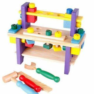 Bộ kỹ thuật gỗ Montessori