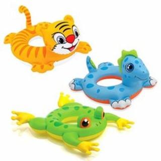 Phao Bơi Hình Thú Ngộ Nghĩnh Cho Bé Yêu đồ chơi vận động ngày hè cho trẻ thumbnail