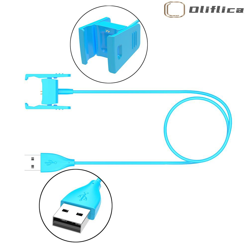 Dây Cáp Sạc Usb Chuyên Dụng Cho Fitbit Charge 2