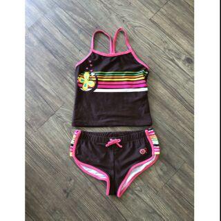 Đồ bơi bé gái từ 18kg đến 52kg (4T đến 14T)