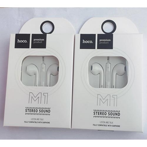 Tai nghe chính hãng Hoco M1 âm thanh siêu chất phù hợp với tất cả các máy có giắc 3.5m - 3580381 , 1126623228 , 322_1126623228 , 70000 , Tai-nghe-chinh-hang-Hoco-M1-am-thanh-sieu-chat-phu-hop-voi-tat-ca-cac-may-co-giac-3.5m-322_1126623228 , shopee.vn , Tai nghe chính hãng Hoco M1 âm thanh siêu chất phù hợp với tất cả các máy có giắc 3.5m