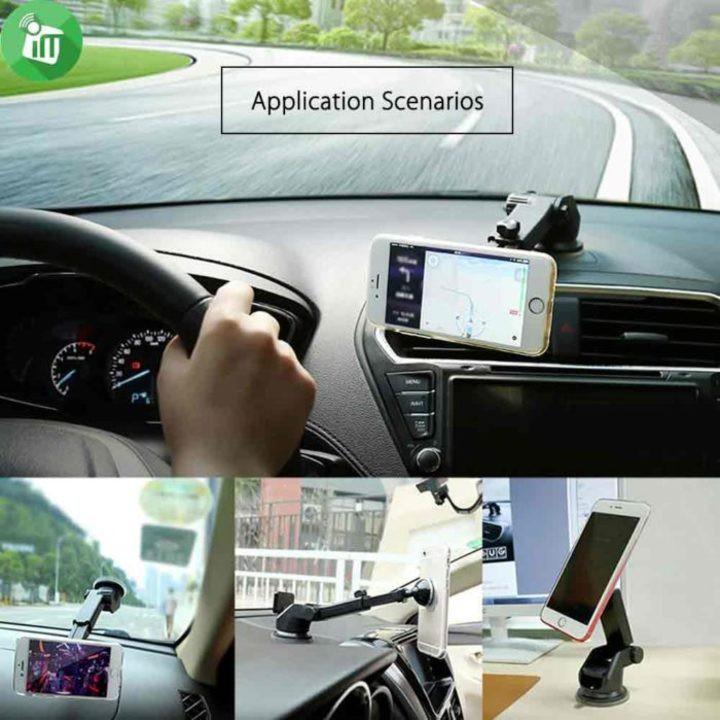 Giá đỡ điện thoại trên ô tô Baseus SULX-0V