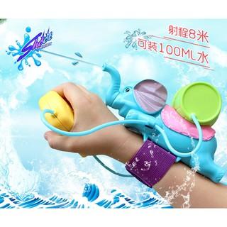 Súng phun nước hình con voi đeo tay