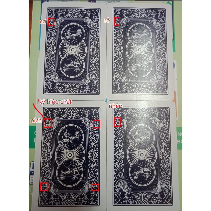 Bộ bài ẢO THUẬT giúp NHÌN XUYÊN BÀI chỉ với các mật mã sau lá bài [HOT] - No.8845 -...