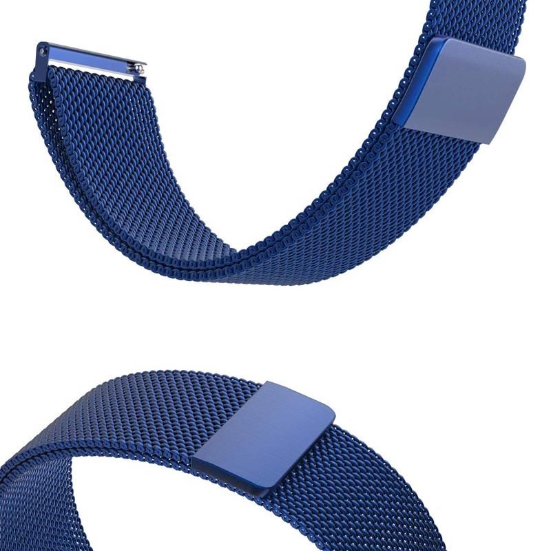 Dây deo thép không gỉ thay thế cho đồng hồ thông minh Fossil Q Venture Gen 3 Q Venture HR Gen4