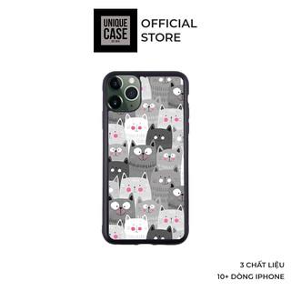 [Mã SKAMCLU9 giảm 10% đơn 100K] Ốp lưng điện thoại iPhone Unique Case hình thú Animal ANI015 thumbnail