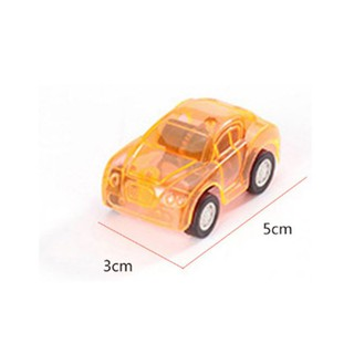 Xe ô tô đồ chơi mini cho bé có dây cót chạy nhỏ nhắn xinh xắn thumbnail
