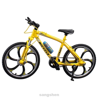 1:10 Living Room Racing Collections Ornament Boys Office Alloy Children Toy Bike Model