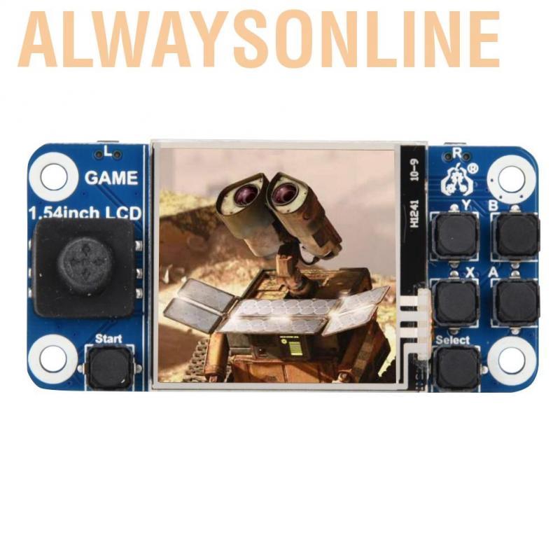 Màn hình cảm ứng LCD chơi game mini 1.54 inch cho Raspberry Pi