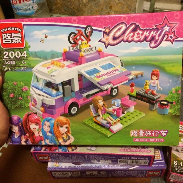Xếp Hình Friends EnLighten Cherry 2004