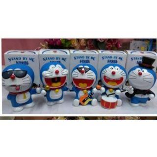 Bộ 5 mô hình trang trí Doraemon