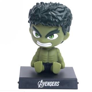 Mô hình Hulk Lắc Đầu
