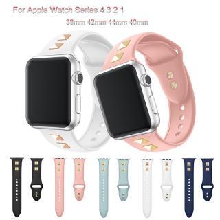 Vòng đeo silicon thay thế dành cho iwatch 4 3 2 1