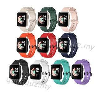 Dây Đeo Thay Thế Chất Liệu Mềm Cho Xiaomi Mi Watch Lite